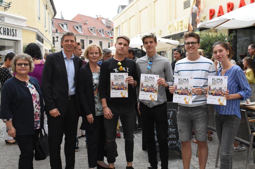 HLA gewinnt den Klimaschutzpreis Junior 2018