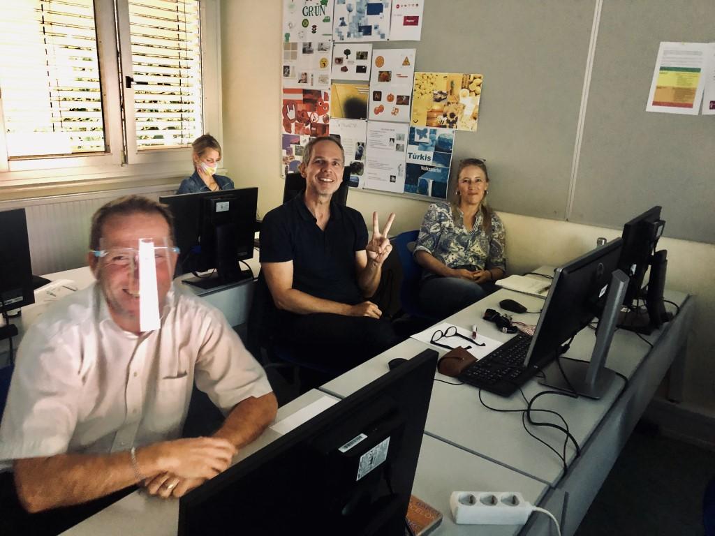 Online Tools? Kein Problem (mehr) für die HLA LehrerInnen